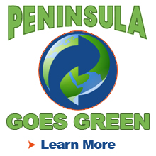 Peninsula Oil Goes Green